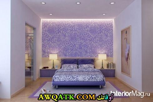 غرفة نوم مودرن كاملة رائعة