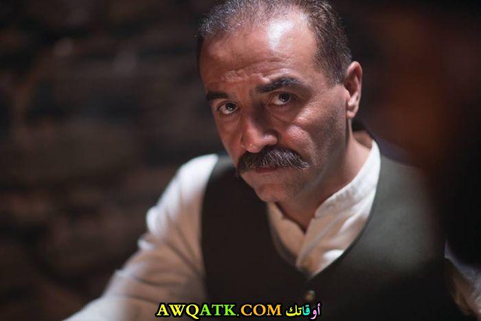 صورة قديمة للممثل يلماز أردوغان