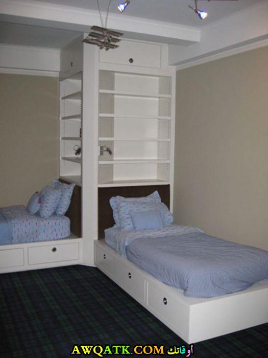 غرفة نوم ثنائية جميلة جداً