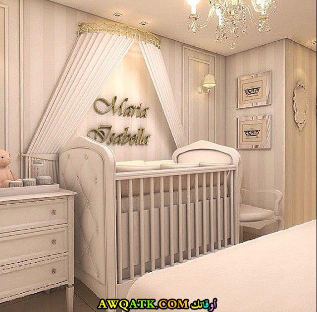 غرفة نوم ملكية للأطفال