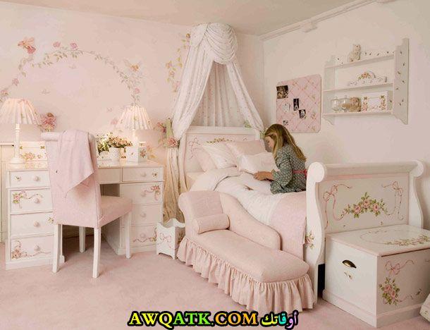 غرفة نوم في منتهي الروعة والجمال