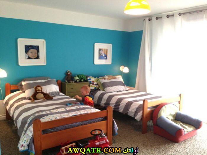 غرفة نوم رائعة وجديدة ثنائية