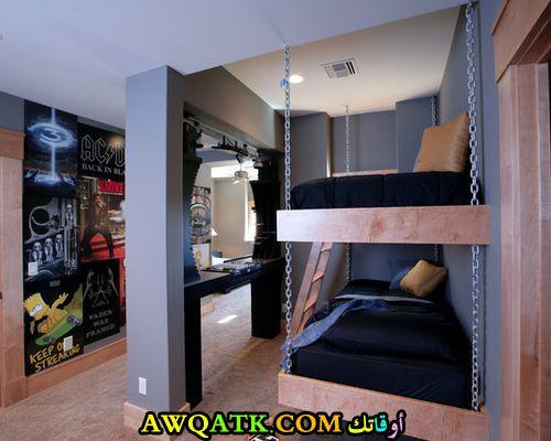 غرفة نوم شبابية رائعة