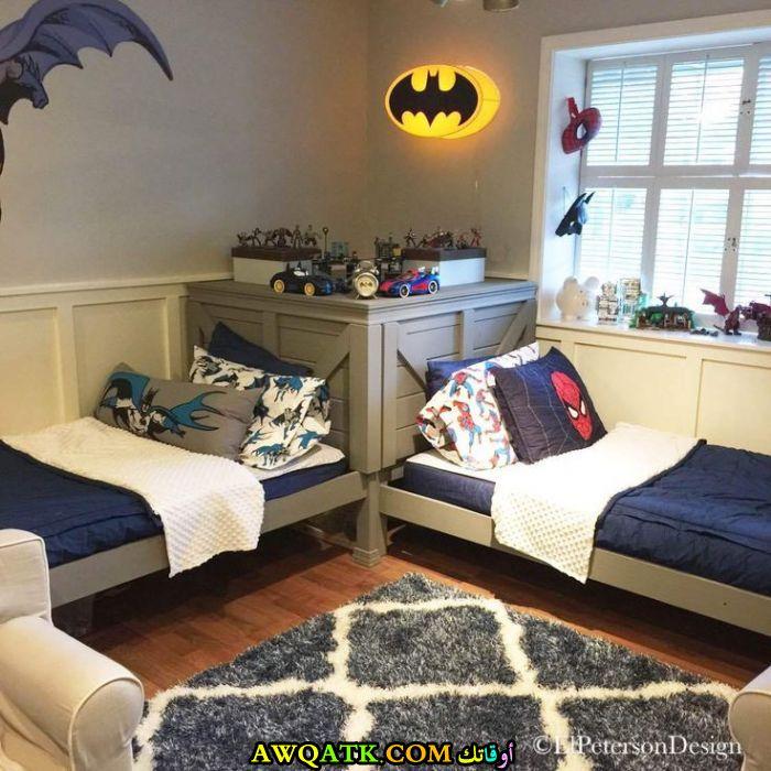 Boy And Girl Sharing A Bedroom Ideas For Decorating: غرف نوم أولادي في سن المراهقة ثنائية