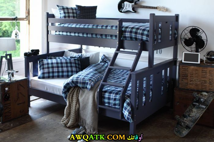 غرفة نوم ثنائية رائعة وشيك جداً