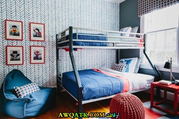 غرفة نوم شبابية روعة