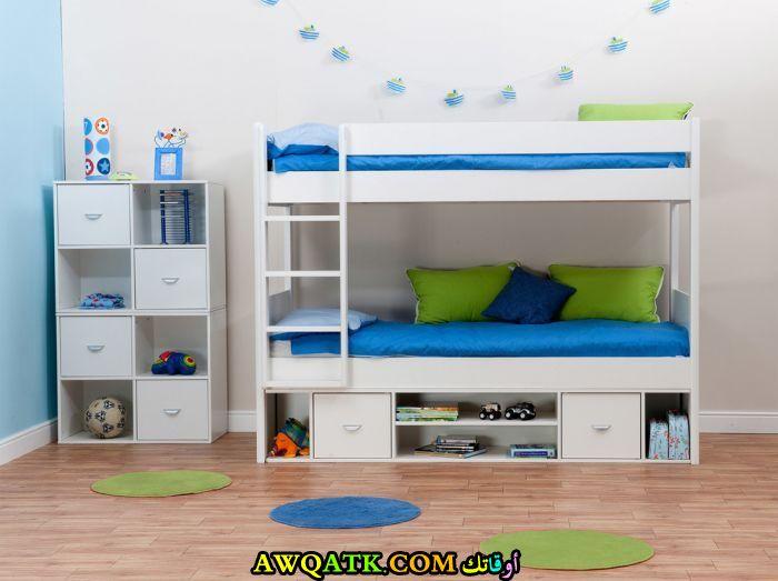 غرفة نوم ثنائية للأطفال روعة وشيك