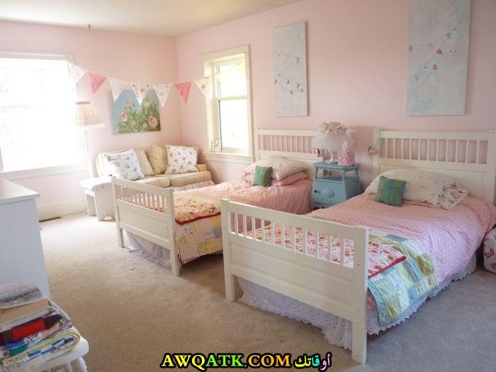غرفة نوم بنات في سن المراهقة رائعة