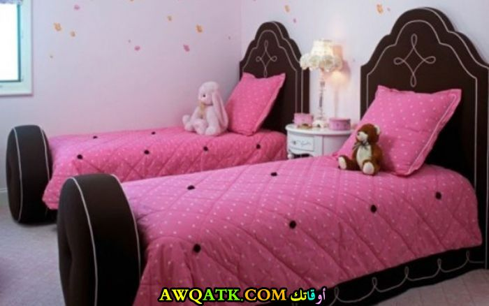 غرفة نوم ثنائية جميلة