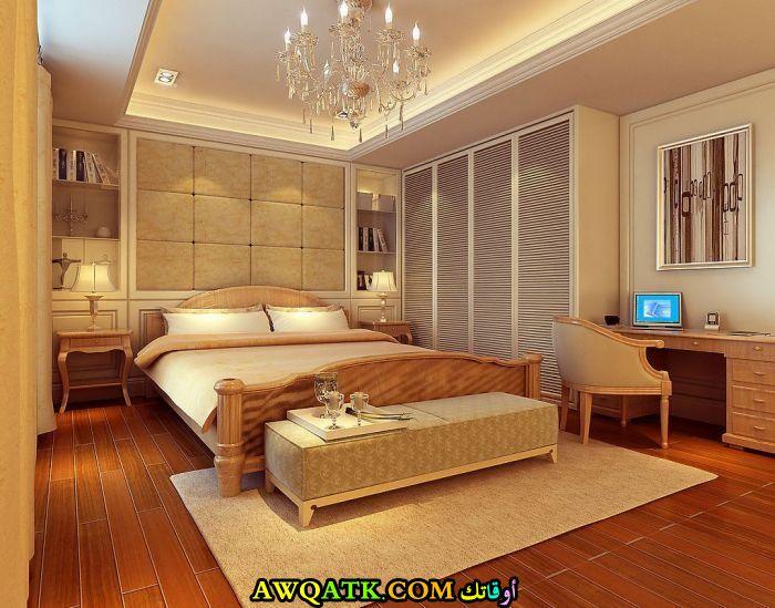 غرفة وم باللون البيج رائعة