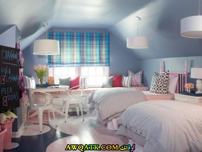 غرفة نوم ثلاثية للبنات