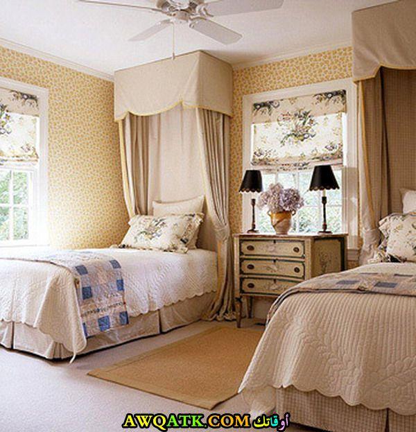غرفة نوم ثنائية روعة 2017