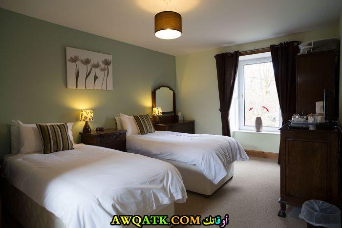 غرفة نوم ثنائية شيك جداً