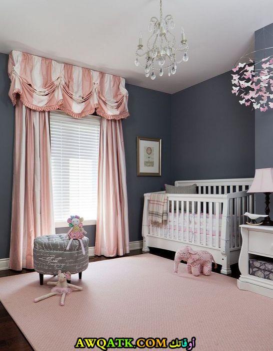 غرف نوم للرضع في منتهي الجمال