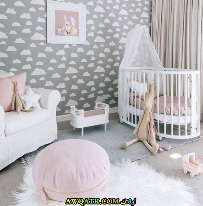 غرفة نوم للرضع جميلة