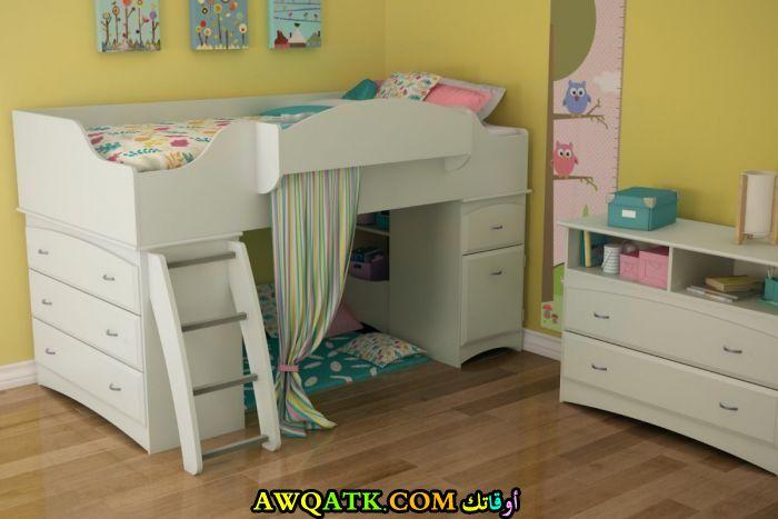 غرفة نوم للأطفال شيك جداً