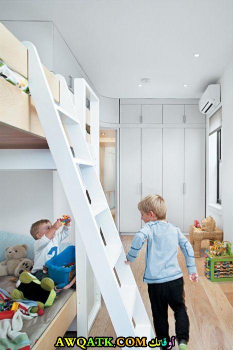 غرفة وم جميلة وشيك للأطفال