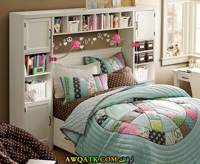 غرفة نوم صغيرة للبنات شيك جداً
