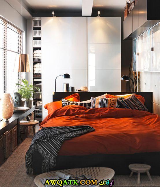 غرفة نوم أيكيا رائعة وشيك