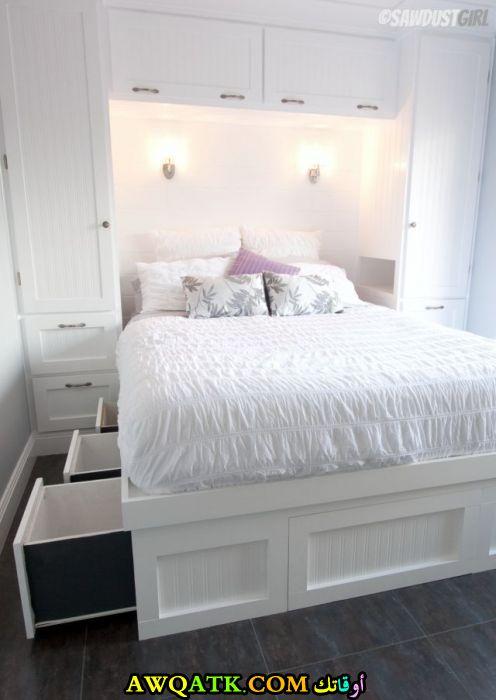 غرف نوم صغيرة الحجم من أيكيا 2017