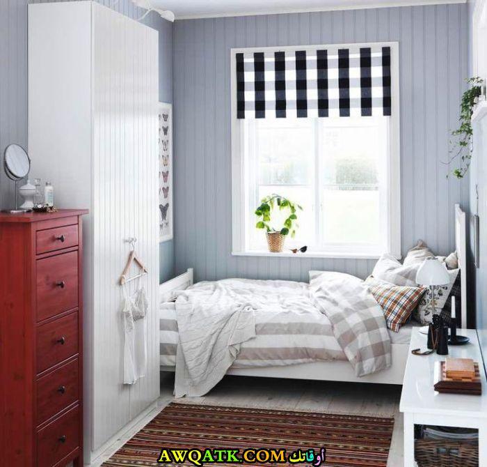 ديكورات غرف نوم إيكيا للأولاد و البنات و صغيرة الحجم