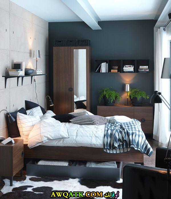 غرفة نوم من أيكيا صغيرة كاملة