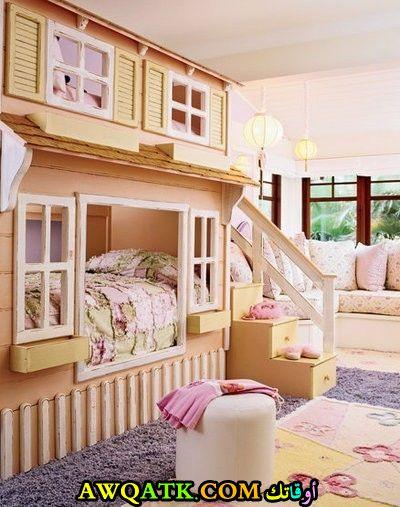 غرفة نوم بدروين رائعة