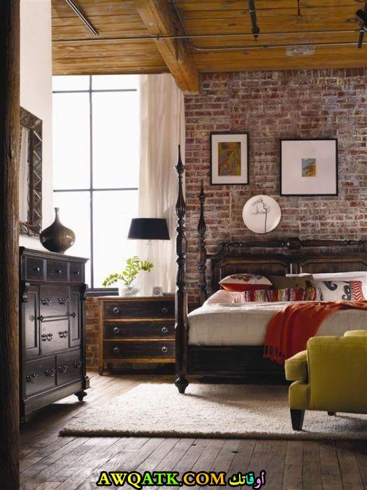 غرفة نوم طوب روعة