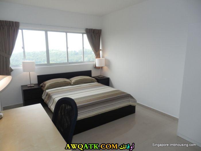 غرفة نوم عادية شيك جداً
