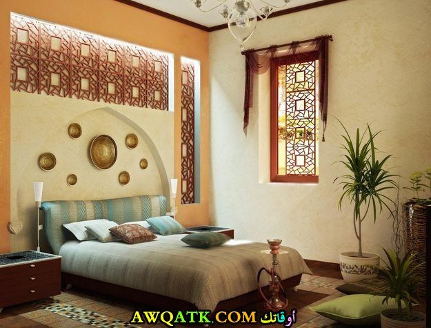 غرفة نوم عربية جميلة وروعة