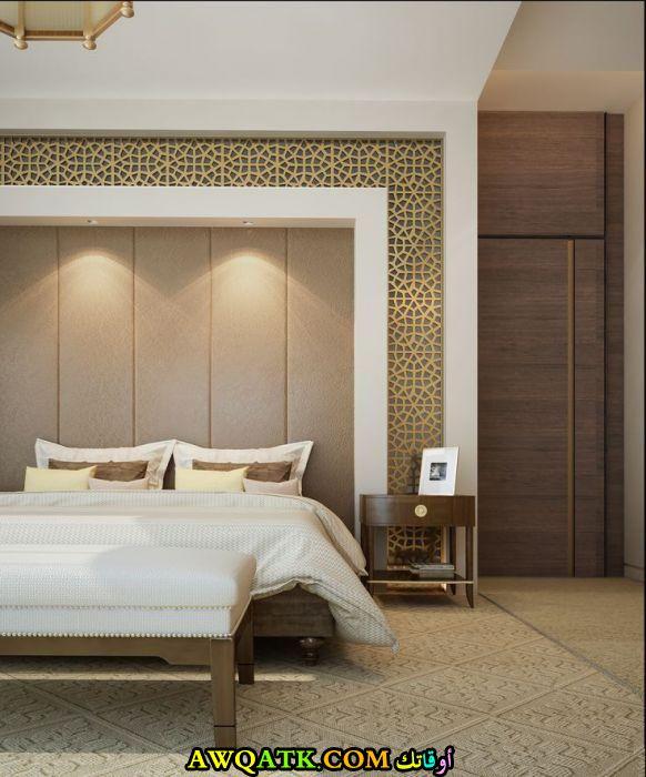 غرفة نوم عربية حديثة روعة