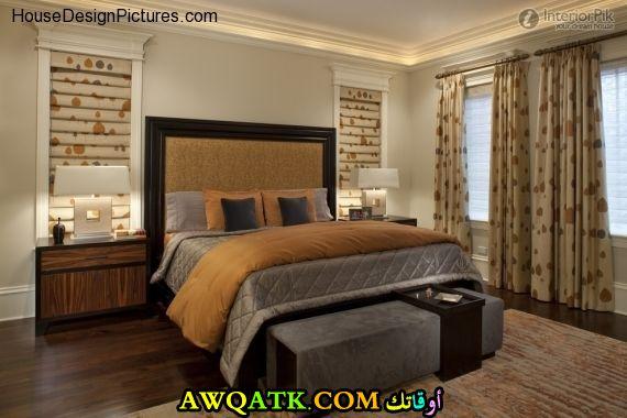 غرفة نوم علي الطراز الأمريكي رووعة