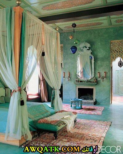 غرفة نوم علي الطراز الفرنسي شيك جداً