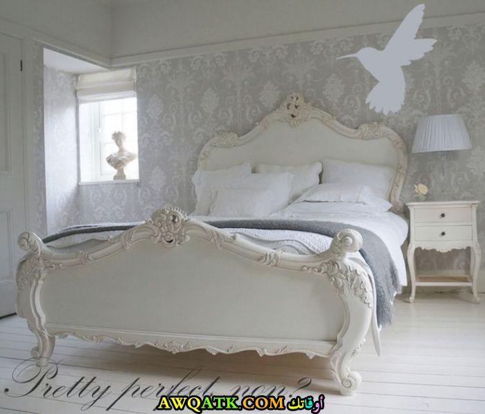 غرفة نوم فرسية شيك جداً