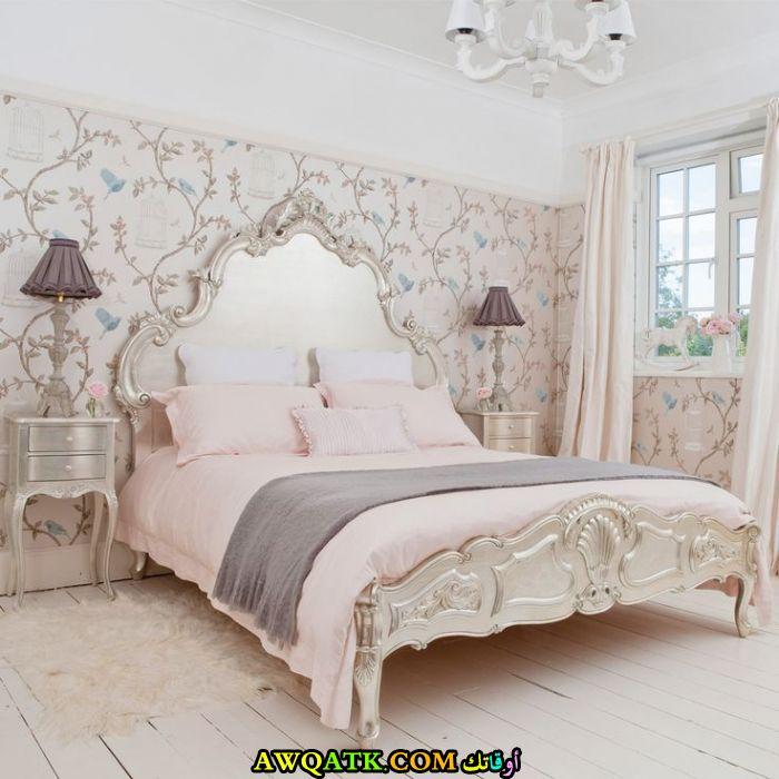 غرفة نوم علي طراز فرنسي رائعة