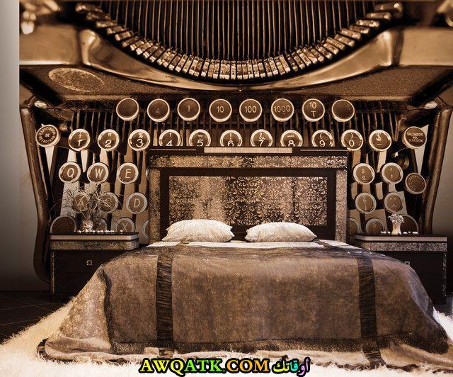 غرفة نوم في ممنتهي الجمال
