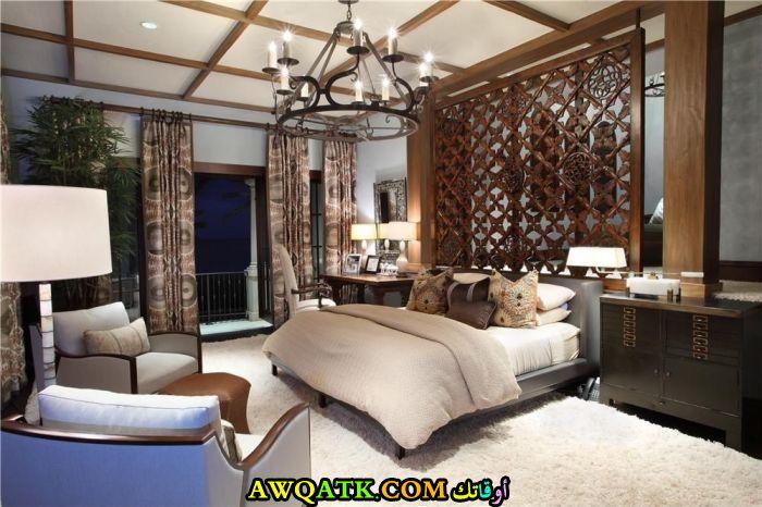 غرفة نوم جميلة وشيك جداً