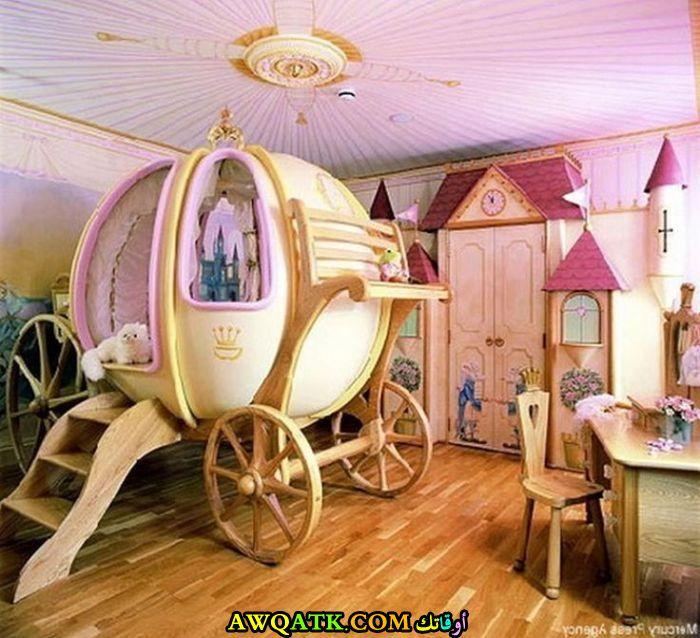 غرفة نوم روعة للأطفال
