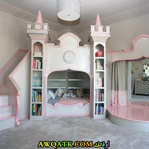 غرفة نوم فخمة جميلة