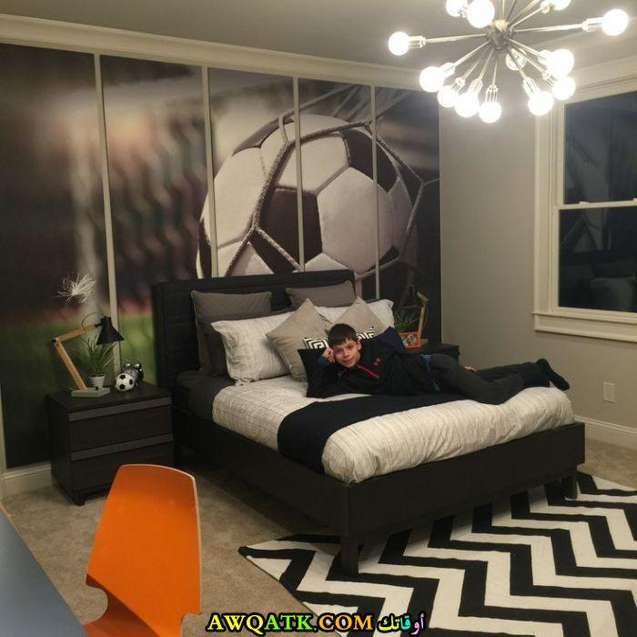 غرفة نوم أولاد فخمة