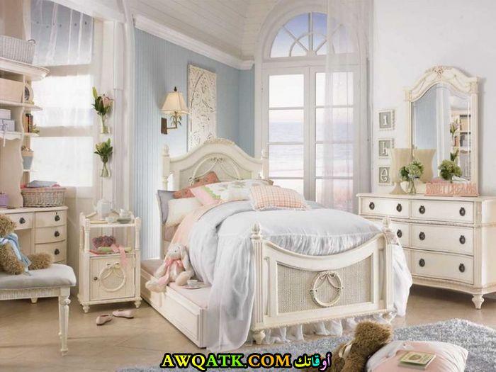 غرفة نوم رائعة للبنات