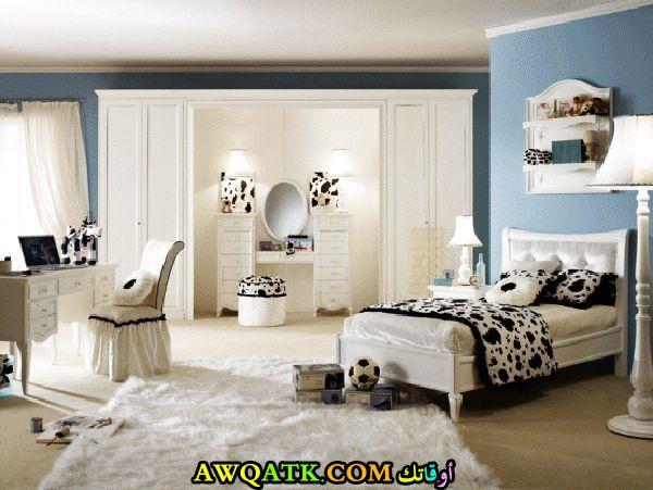غرفة نوم فخمة للبنات 2017