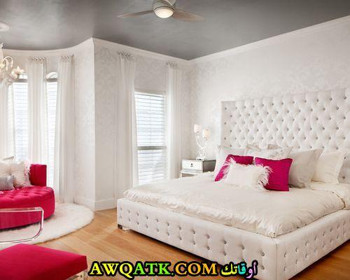 غرفة نوم فخمة وشيك للبنات