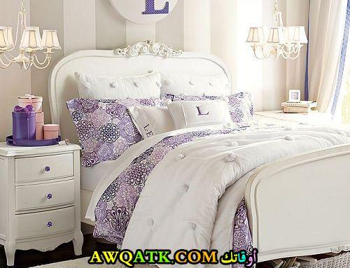 غرفة نوم للبنات فخمة وشيك