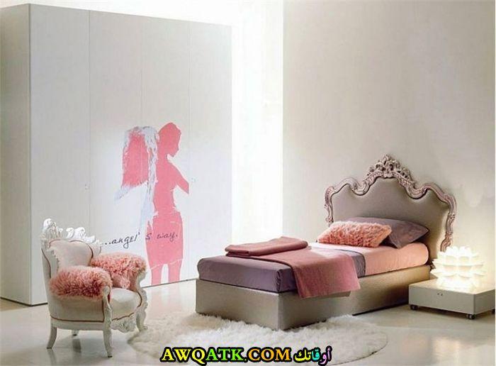 غرفة نوم شيك للبنات