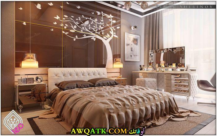 غرفة نوم فخمة 2017