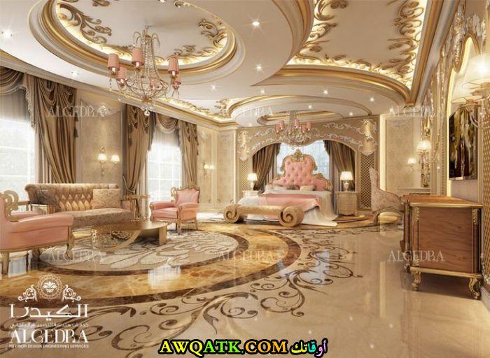 غرف نوم رائعة وفخمة