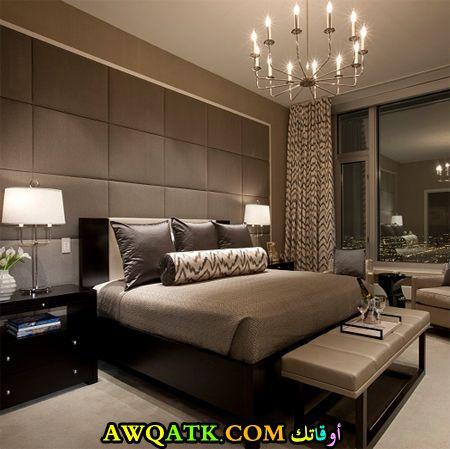 غرفة نوم مودرن في منتهي الجمال