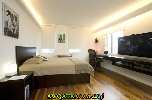 غرفة نوم فنادق مودرن