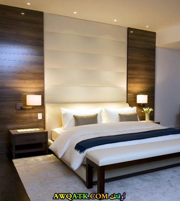 غرفة نوم فنادق مودرن في منتهي الجمال والروعة